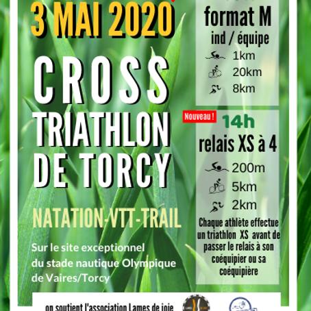 Cross Triathlon de torcy