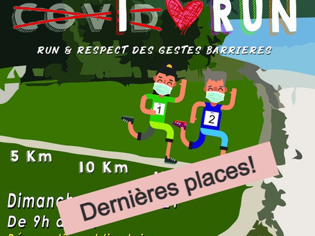 Covid-Run DERNIERES PLACES!