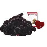 Black Snuggle puppy