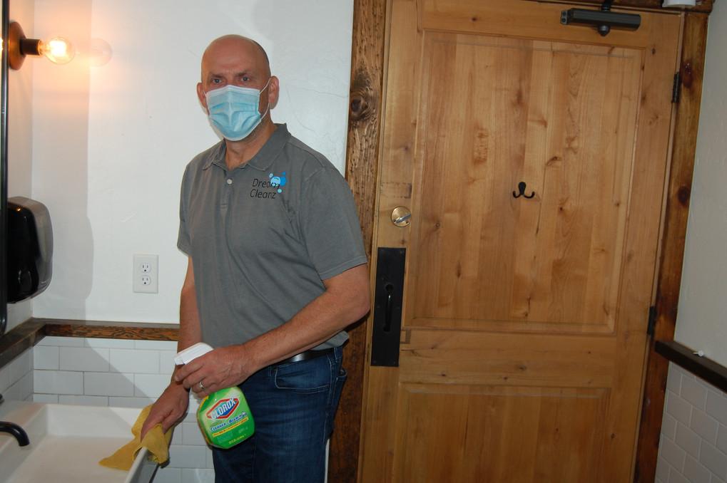 Jim Gurney Cleaning