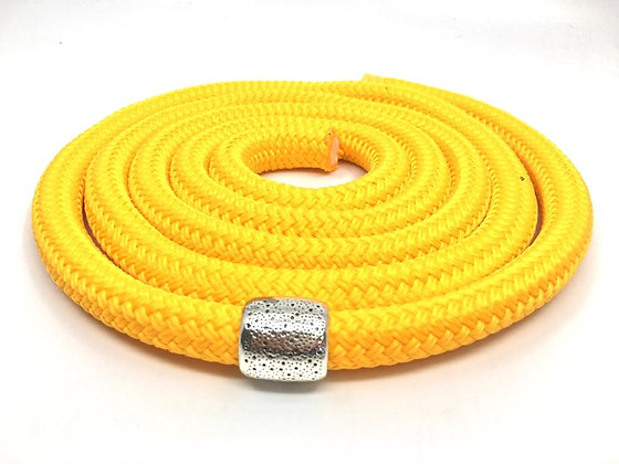 HALSRING YELLOW