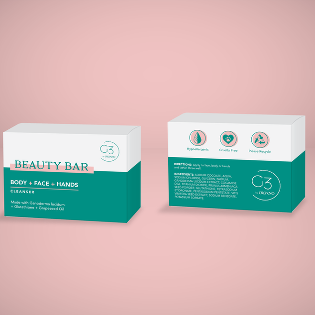 Soap Bar Packaging Concept