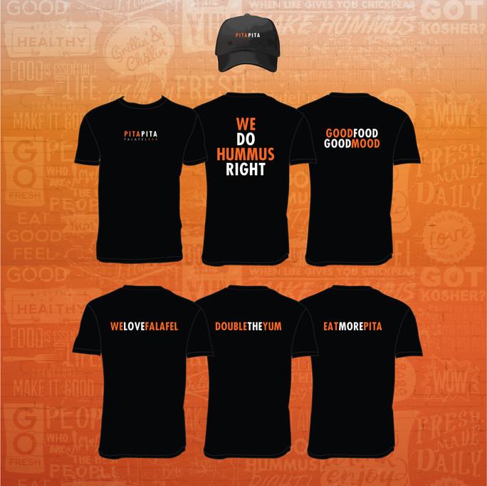Team Member Tshirts