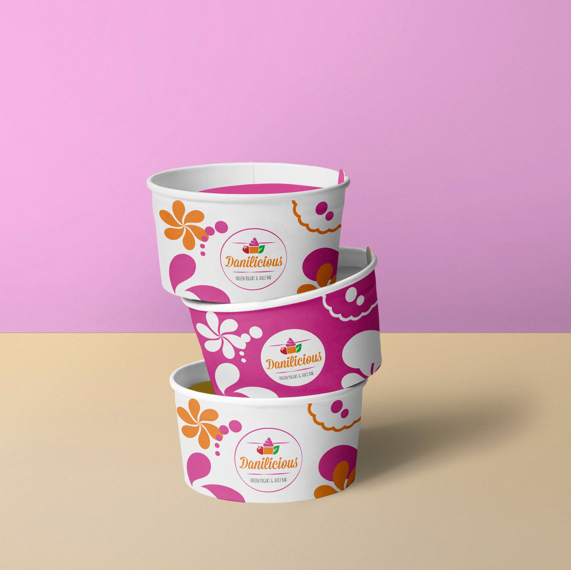 Yogurt Cups