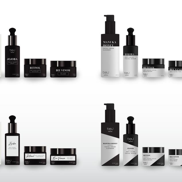 Skincare Line Concepts