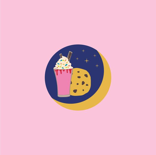 Midnight Cookies Icon