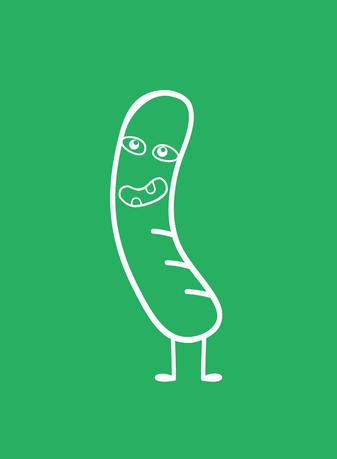 Brand Character - Sausage