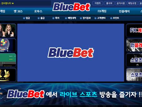 토토 안전 먹튀검증 업체 블루벳 추천