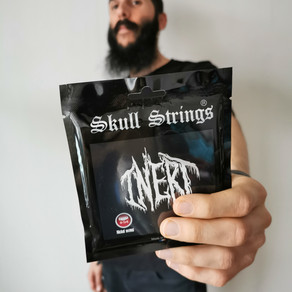 Inert is endorsed by Skull Strings