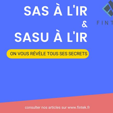 Comprendre la SAS à l'IR/ SASU IR : On vous révèle tous ses secrets !