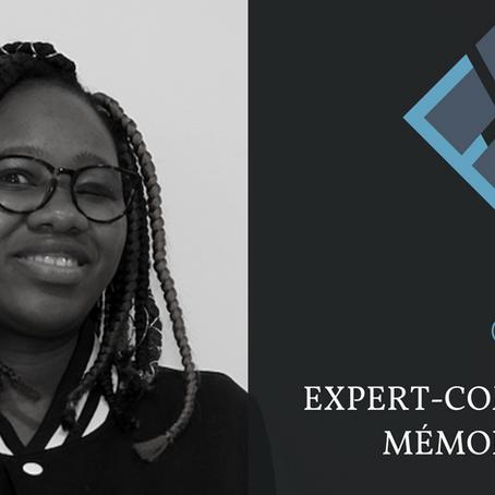 PAROLE À NOS CONSULTANTS : Gloria, Expert-comptable mémorialiste