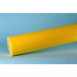 Tischtuchrollen,Kraft/Damast, 100cmx50m, gelb