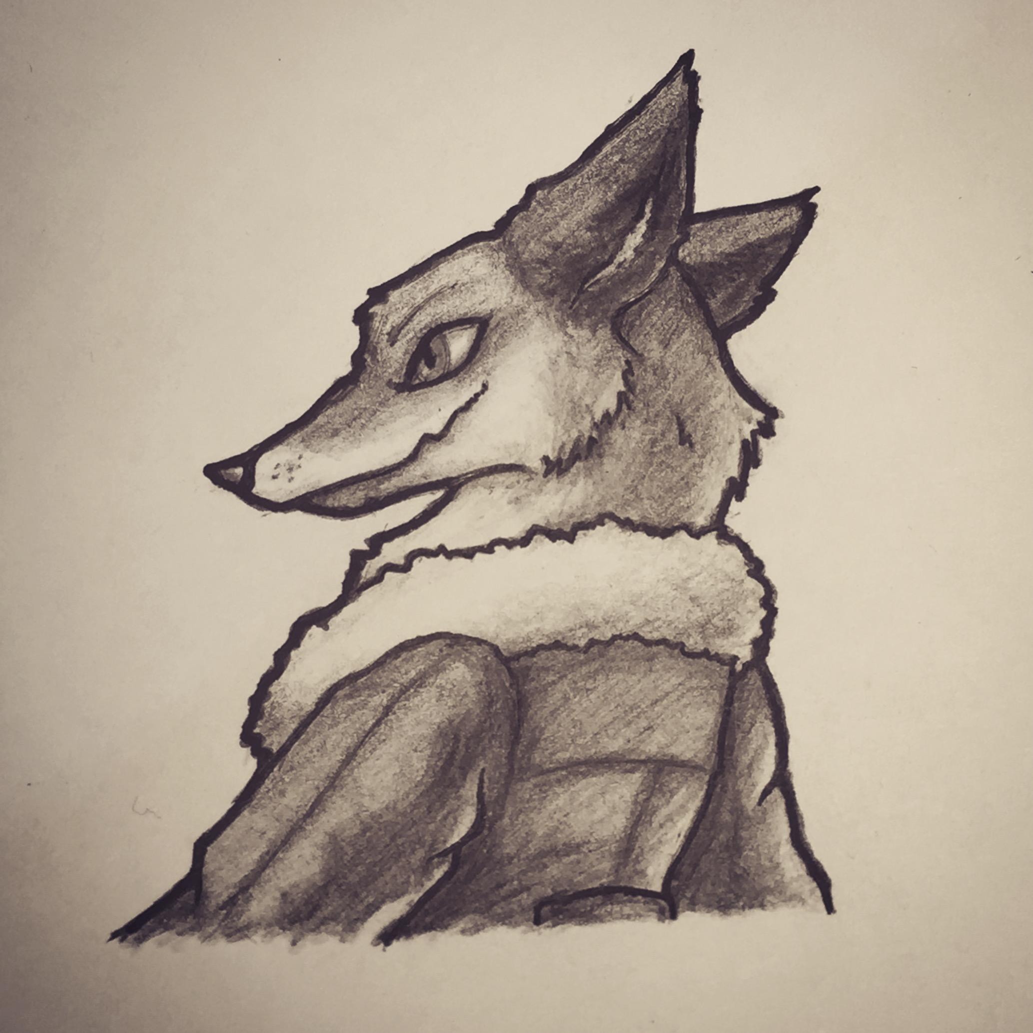 Jacket Fox