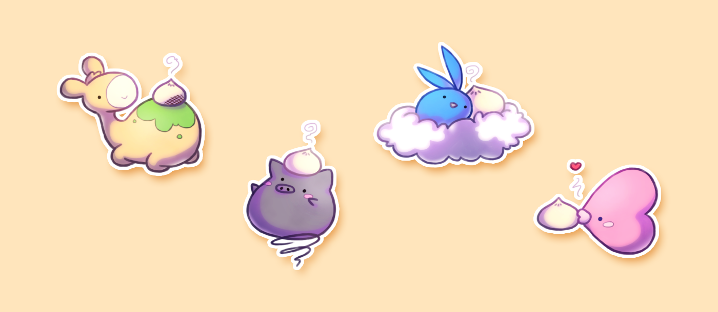 Pokemon and Bao 6