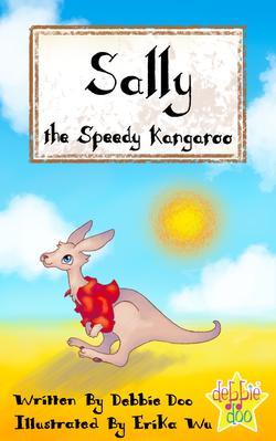 Sally the Speedy Kangaroo