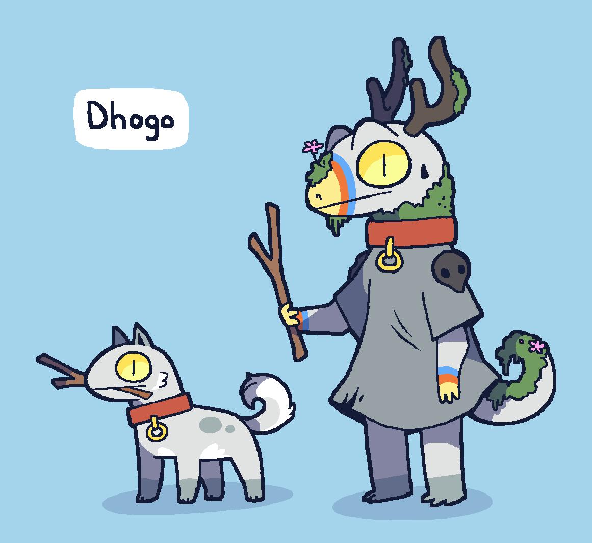 Dhogo