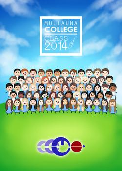 Mullauna College, 2014 Yearbook