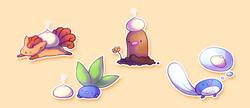 Pokemon and Bao 2