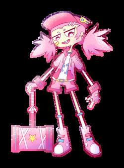 Hammer Girl