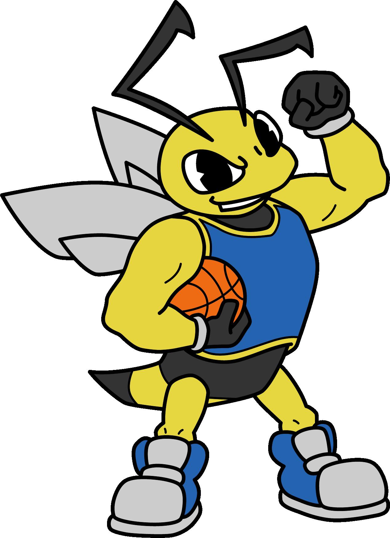 Ebees - Mascot