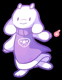 Tiny Toriel