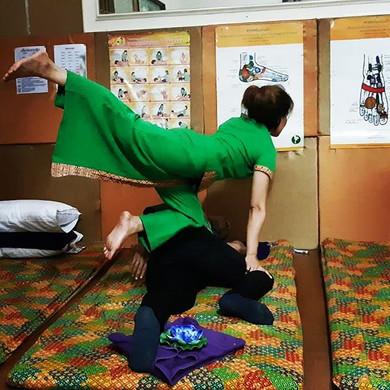 Thai Massage_ Revitalising the Entire Bo