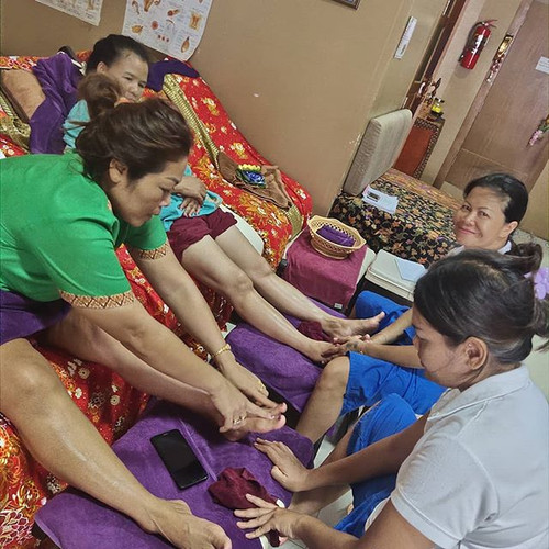 At Samui Spa School Class, we love what