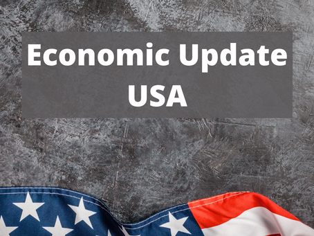 USA Economic Update