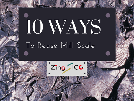 10 Ways to Reuse Mill Scale