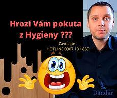 Hygiena kontrola, Konrola hygieny na pracovisku, HACCP vzor