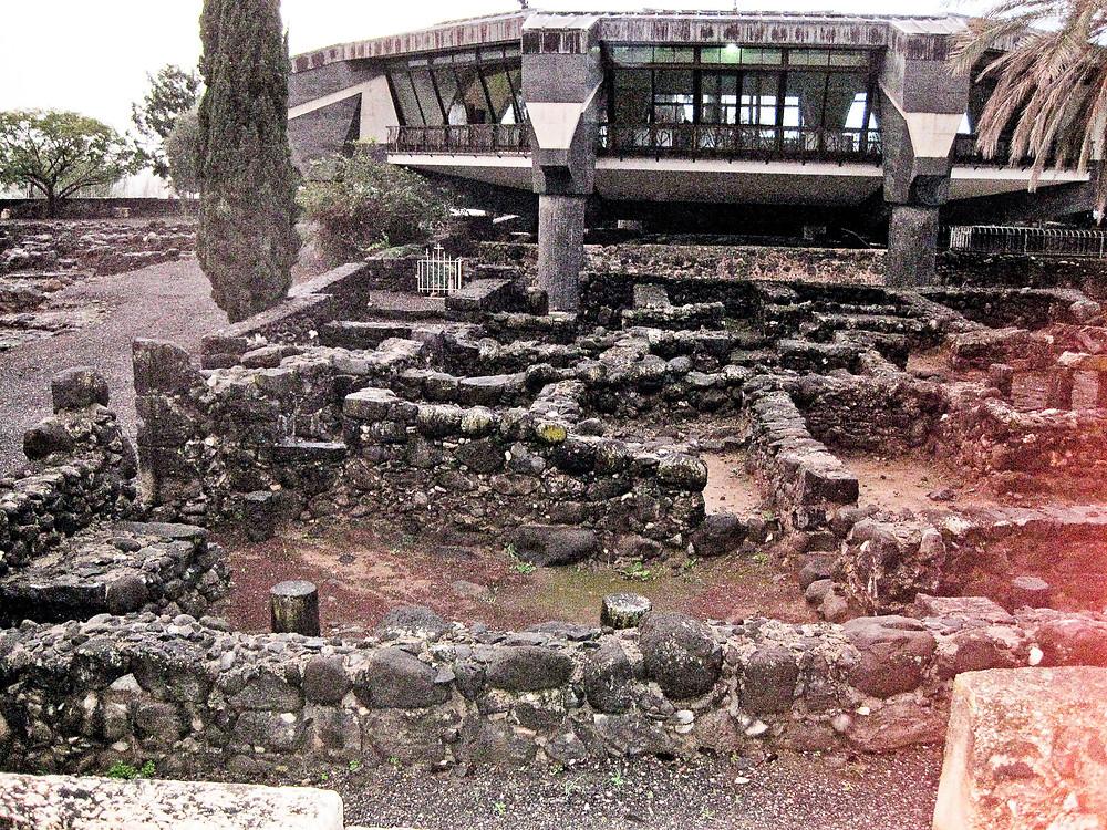 Simon-Peter's house at Capernaum