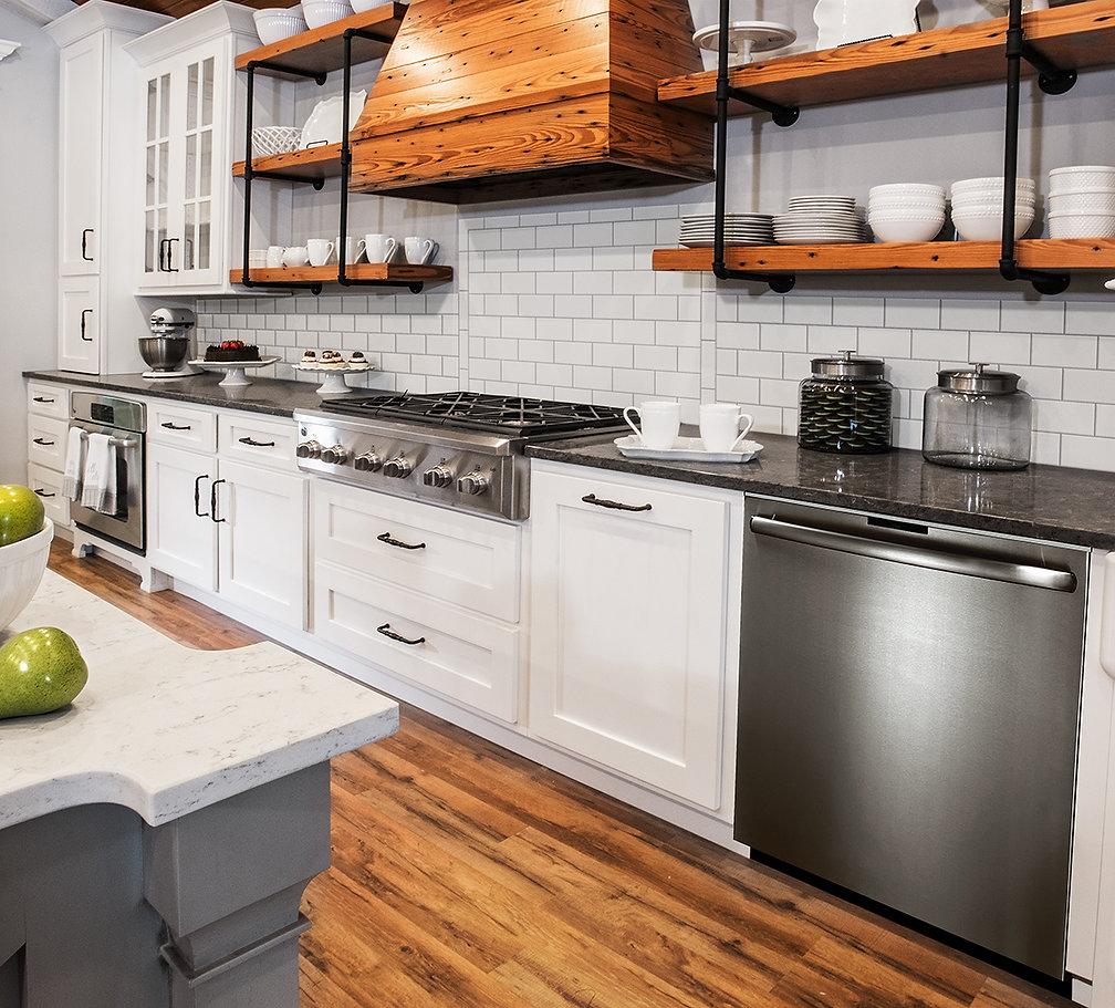 Kitchen Cabinets Ga: Hitson Cabinets Fort Oglethorpe Chattanooga