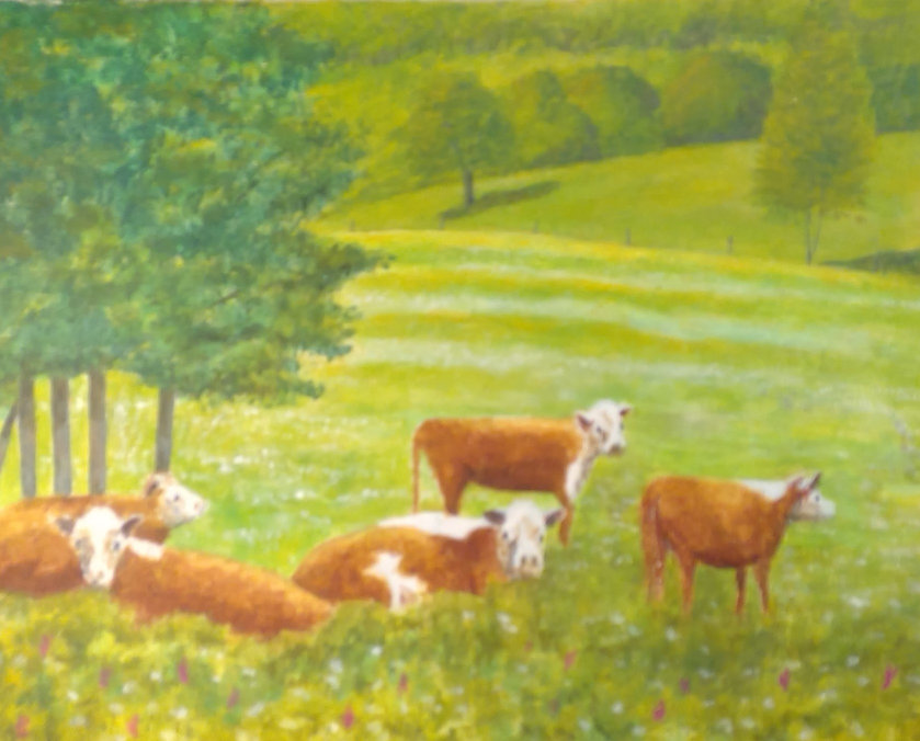 Cow Time 11 x 14.jpg