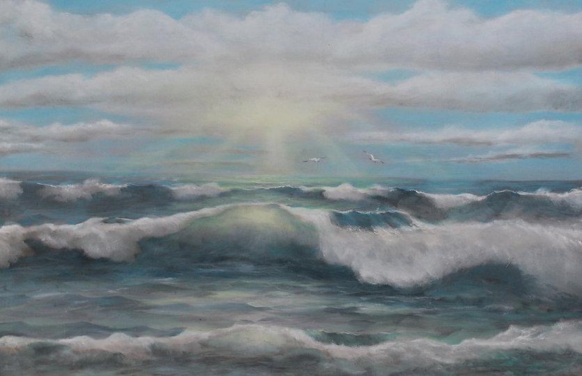 Sunlit Surf 25.5 x 35.5.jpg