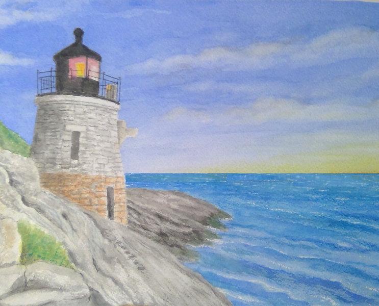 Castle Hill Lighthouse RI 8 x 10.jpg