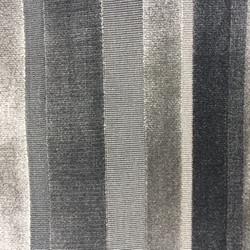 Sable Velvet Multi Width Stripe