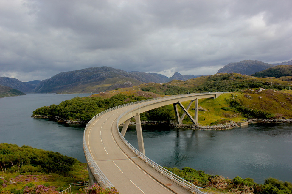 The best sights on the NC 500