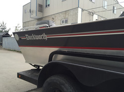 Duckworth Boat Wrap
