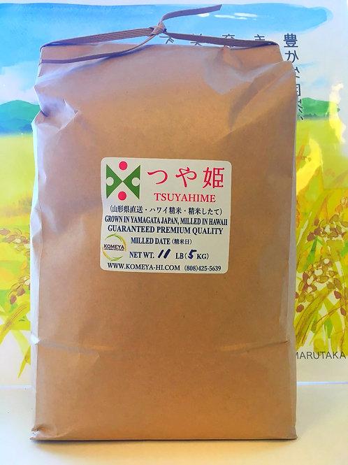 YAMAGATA TSUYAHIME REGULAR 11lb (5KG)