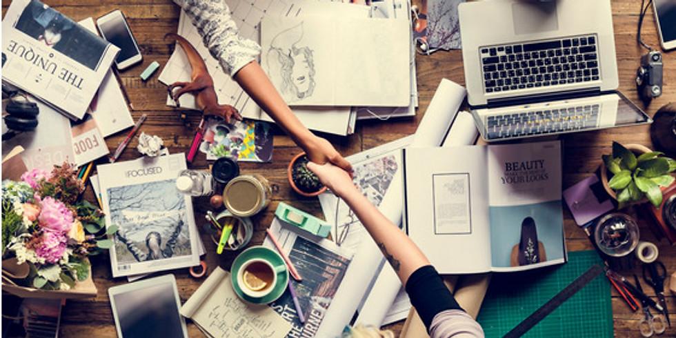 Dein Büro - ein kraftvoller und schöner Ort zum Arbeiten!