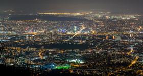 Citylights of Zürich