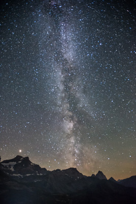 Milky Way @ Balmer Grätli