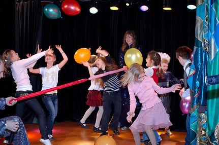 детские выпускные в чаплин клубе
