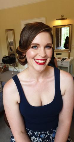 Make up By Rebecca O'Sullivan