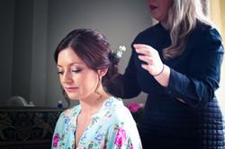 Make up Rebecca O' Sullivan
