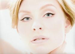 Make up by Rebecca O' Sullivan