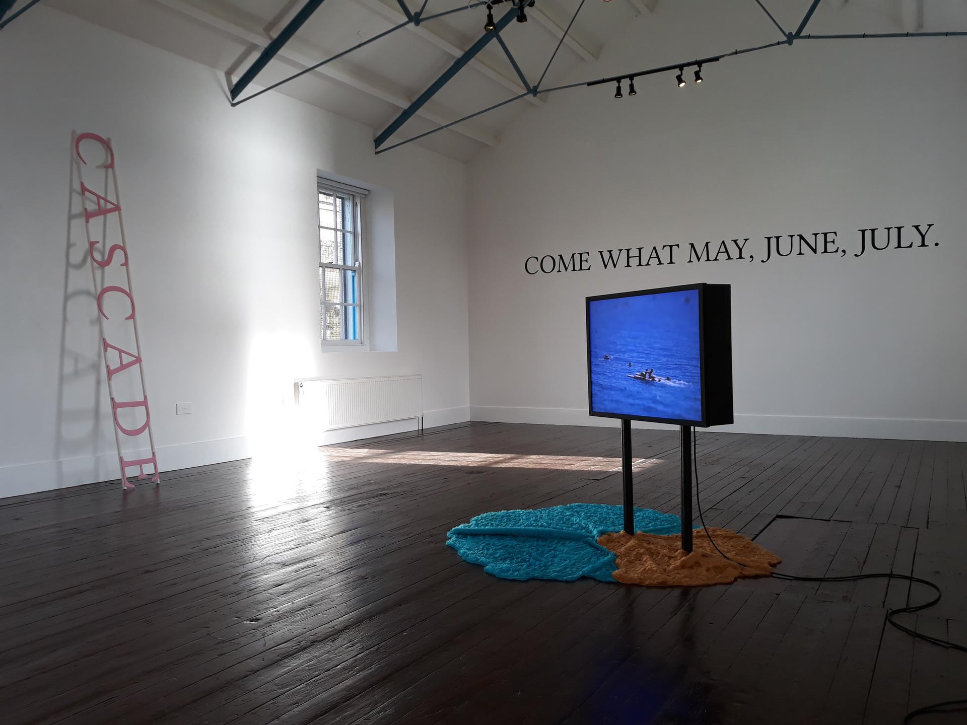 Darran McGlynn, PEERS 2019, gallery view