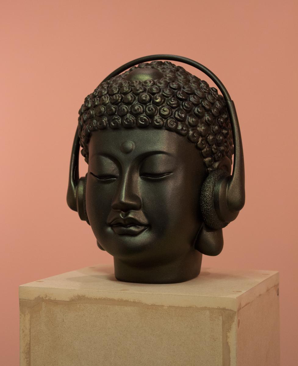 Darran McGlynn, Buddha, 2014.png