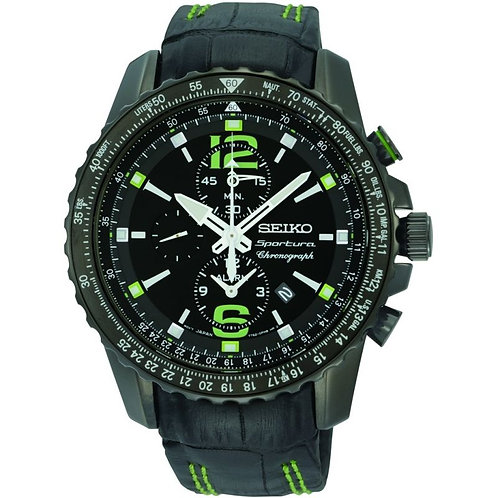 Seiko Sportura Aviation Alarm Crono SNAE97P1
