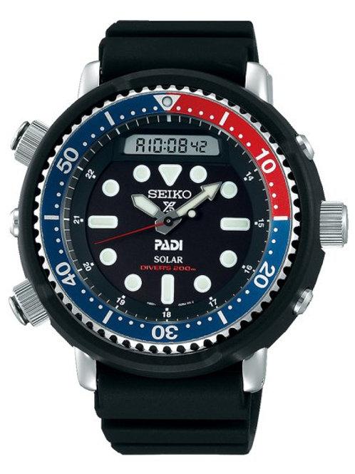 Seiko Prospex Hybrid Divers PADI